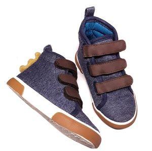Cat & Jack  Boy's High Top Sneakers